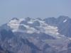 Im Süden ein anderes bekanntes Bergmassiv.
